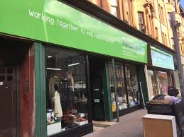 Shop - Second hand does not mean second best, quality assured second hand goods available from our Partick and Hamiltonhill shops.