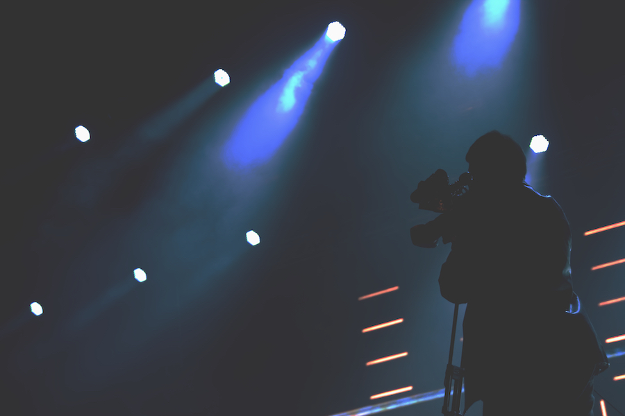 Video Production - We manage all stages of your production, from pre-production to distribution.