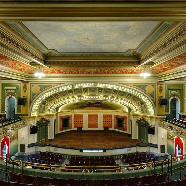 3CDC | Memorial Hall