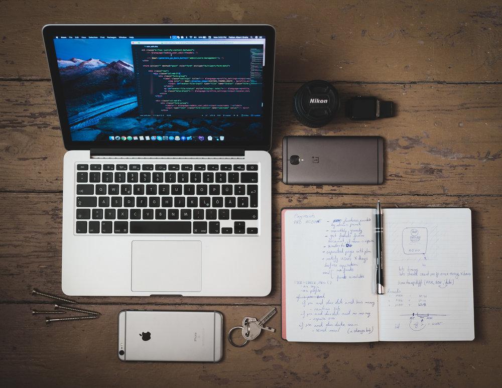 Eliminate Programing Expense - And remain flexible.