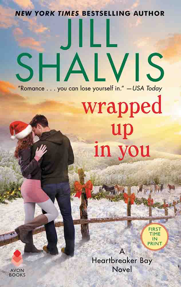 Jill Shalvis Wrapped Up In You.jpg