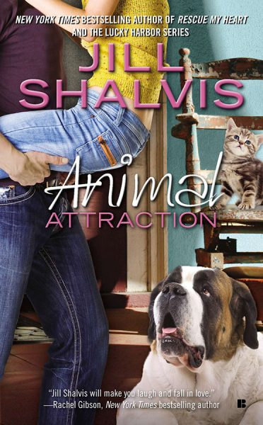 Jill Shalvis Animal Attraction.jpg