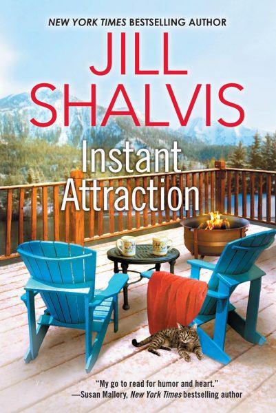 Jill Shalvis Second Chance Summer.jpg