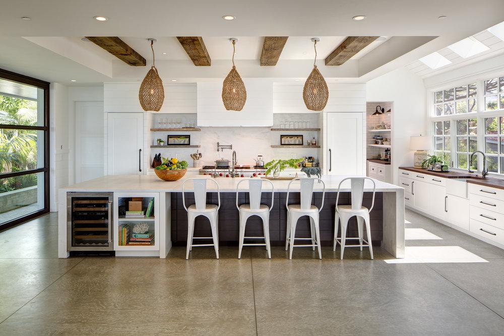 modern farmhouse - solana beach, california