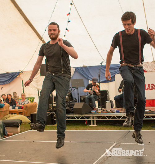 Hoedown Showdown: JD & Folk Appalachian Flatfooting