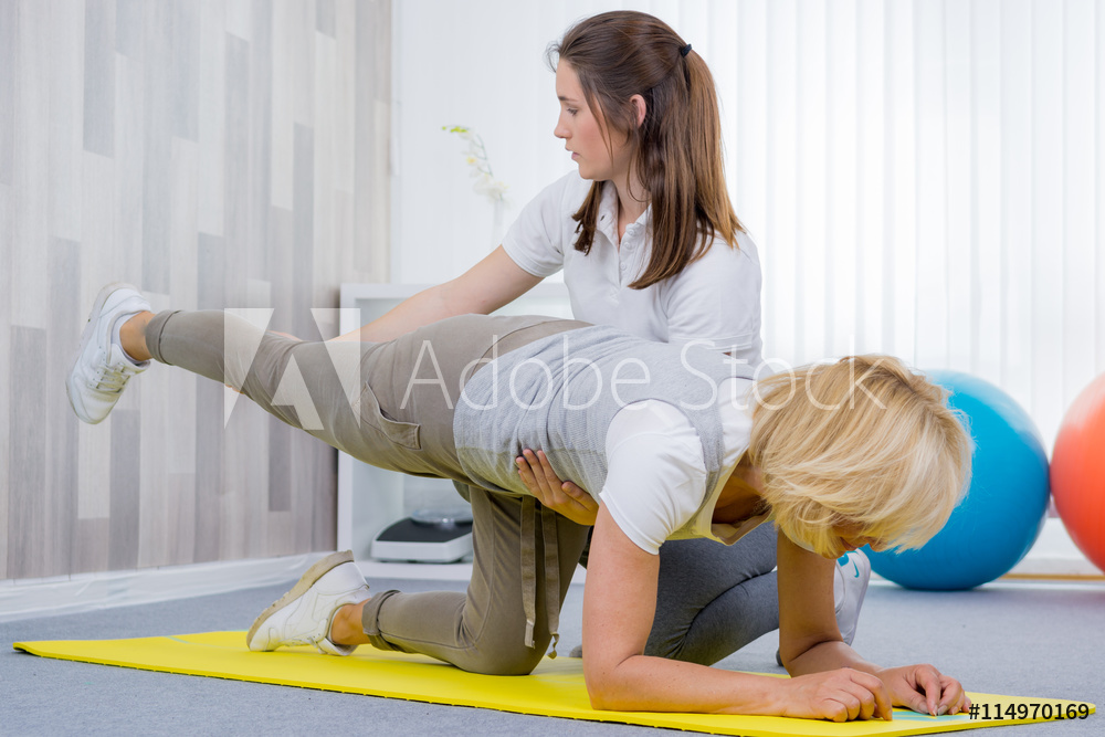 Physical Therapy & Fitness -