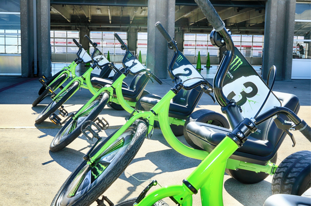 Monster Energy: Monster Incentive Xperience (MIX) Tour