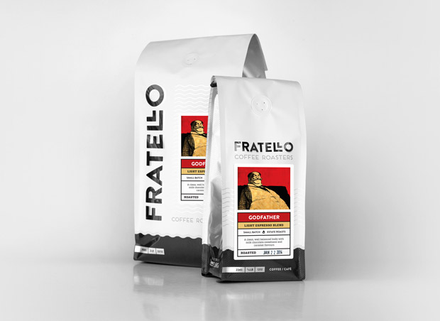 Handmade   Calgary's finest coffee bean, made by Fratello Coffee Roasters.