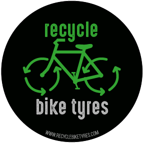 Recycle bike tyres