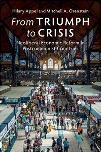 - This provocative and well-written book is the first to take on the transition paradigm's mistaken over-emphasis on domestic dynamics, explain exactly how and why it led us astray, and offer a comprehensive alternative explanation.' Juliet Johnson, McGill UniversityWhat Appel and Orenstein show us is that competition for capital drove neoliberalism forward. Rather than ideas driving policy, we see necessity driving the adoption of ideas.' — Mark Blyth, Brown University'Appel and Orenstein build on an influential body of literature looking at international competition as the driver behind the adoption of neoliberal policies,' — Comparative European Politics