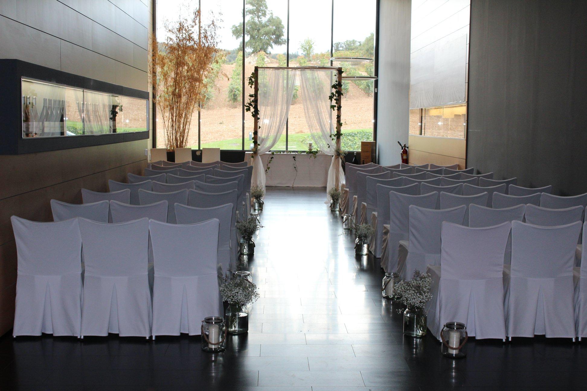 Hall Cepa 21 Restaurante