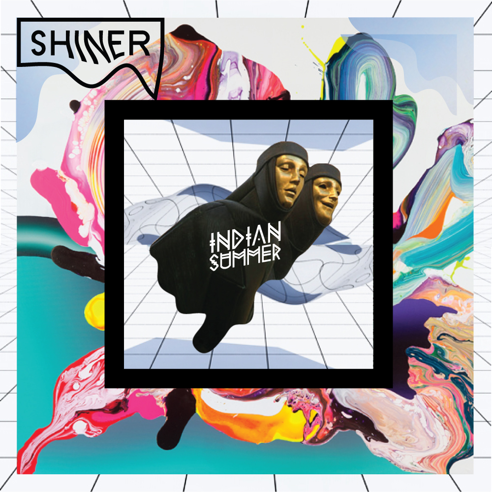 TRACKLIST  1. SHINER FT GINGER & THE GHOST 2. PALM KINGS
