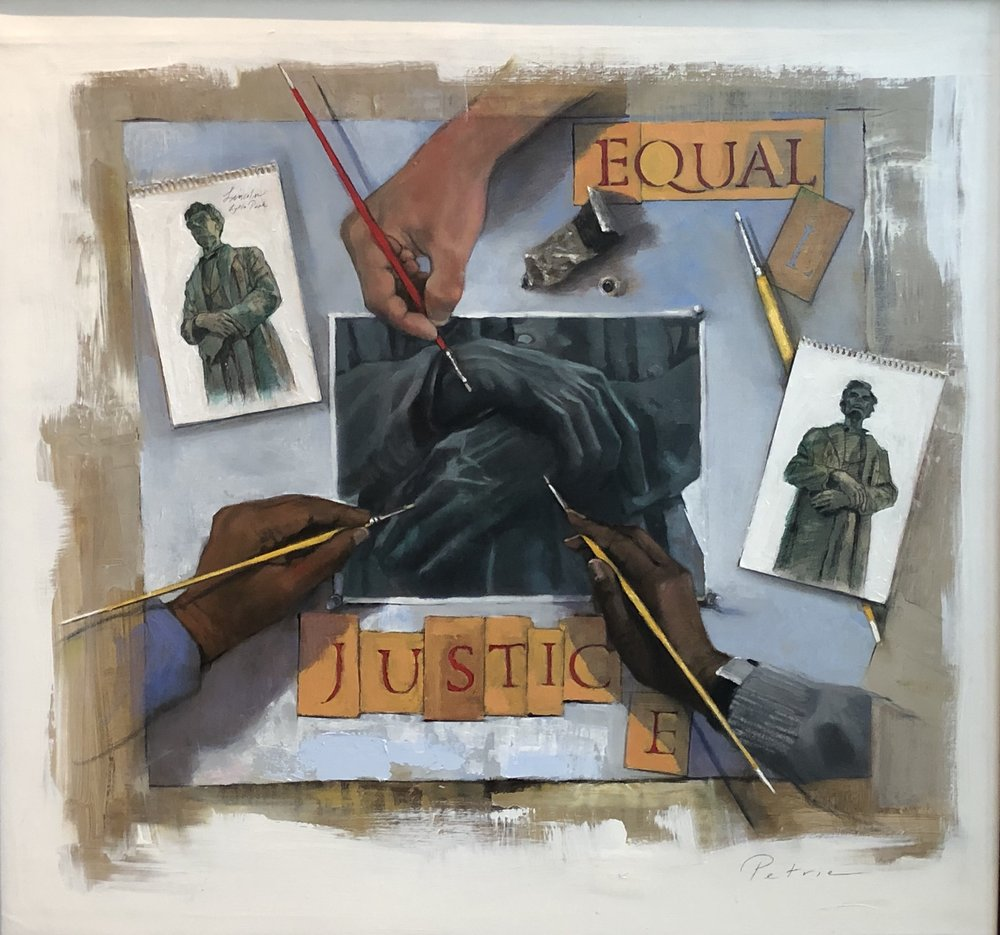 Equal Justice is the Unfinished Work of Many Hands