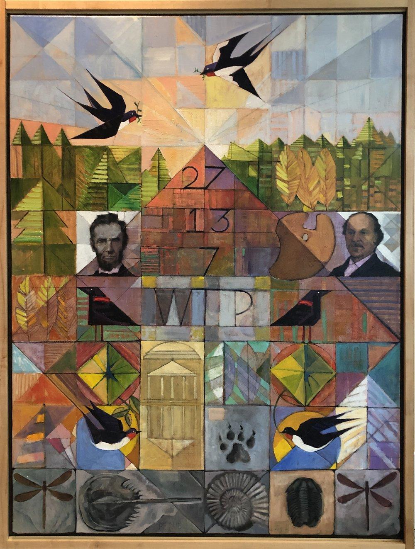 Constitutional Pyramid