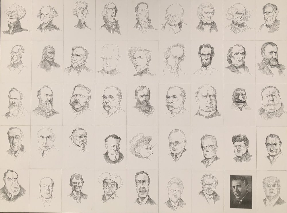 All The Presidents