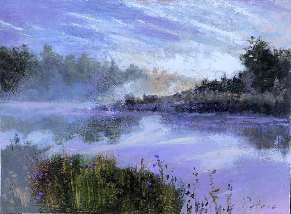 Grass River Morning