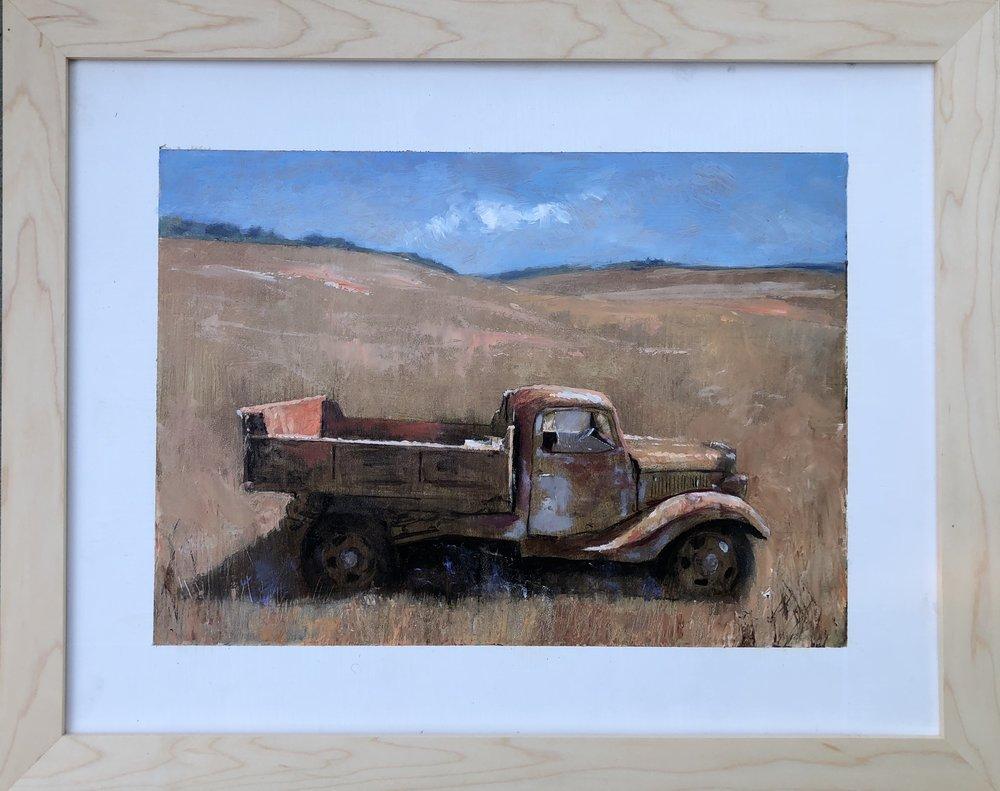 Vineyard Truck, Upstate New York