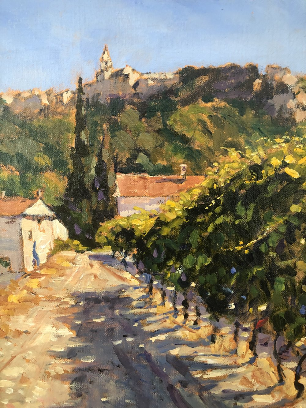 Venasque, Provence