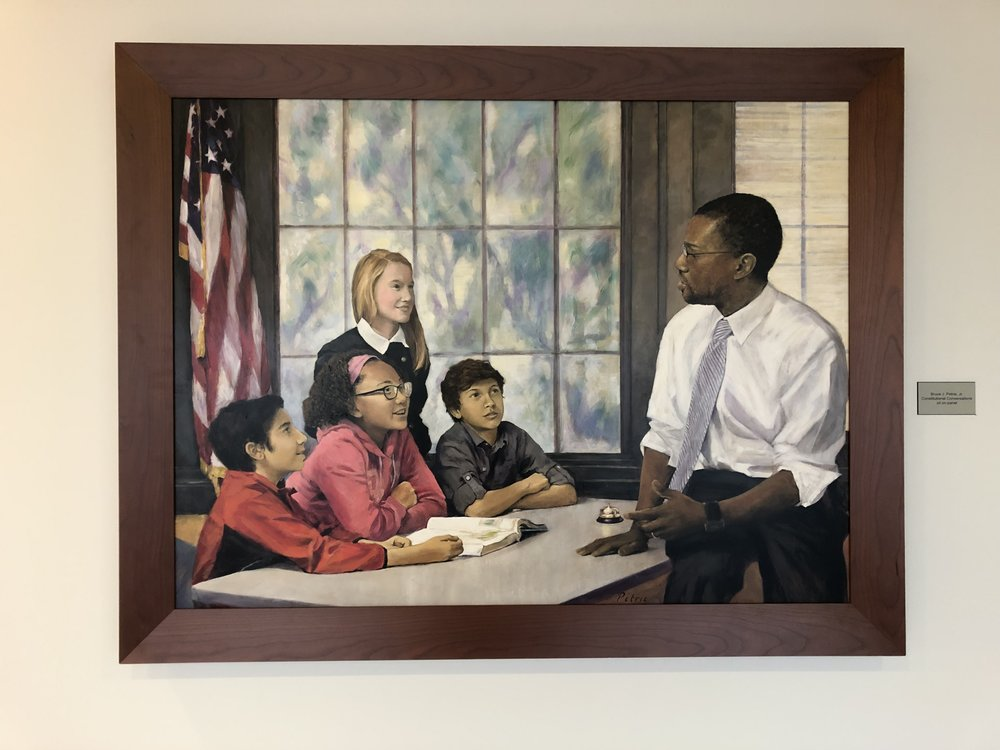 Mentoring, Constitutional Conversation