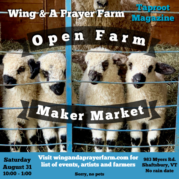 Workshops and Events at Wing And A Prayer Farm — Wing & A