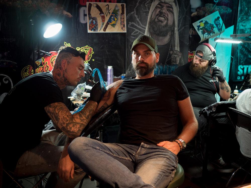 Rotterdam Tattoo Convention 2018