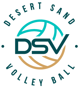 Desert Sand Volleyball