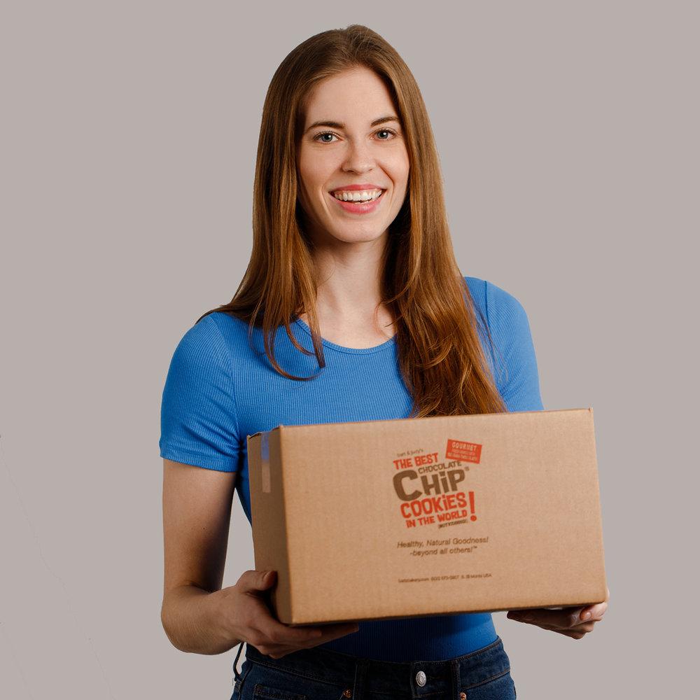Copy of Cookies delivered!