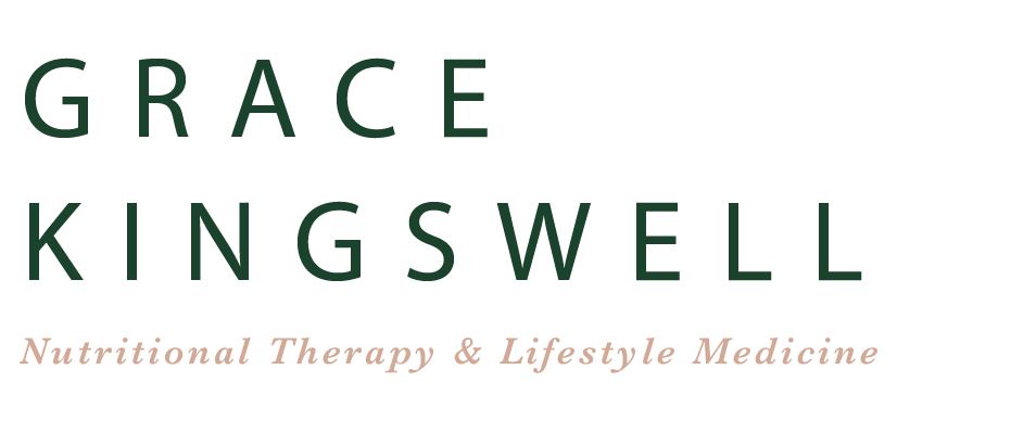 Grace Kingswell Nutritional Therapy
