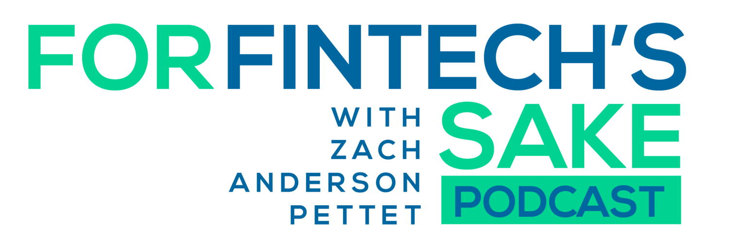 For Fintech's Sake Podcast