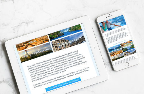 EMAIL - HTML and Mobile Responsive Marketing Campaigns