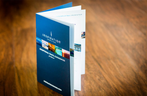 Print - Brochures, Booklets, Catalogs, and Flyers
