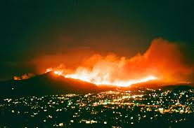 Wild Fire by city