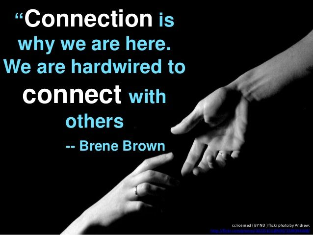 connection-quote-brene-brown