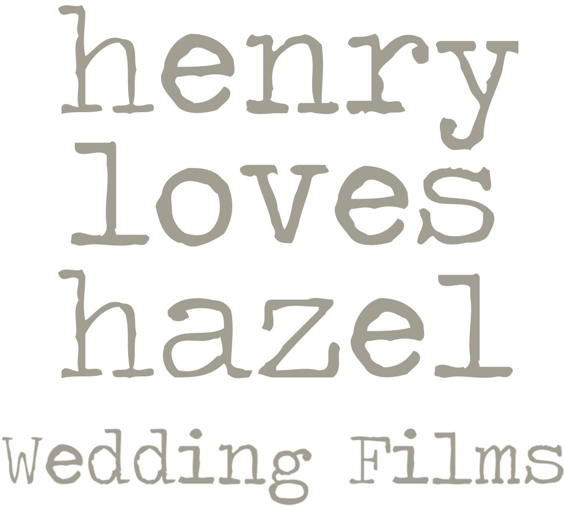 Henry Loves Hazel - Wedding Films For Modern Couples