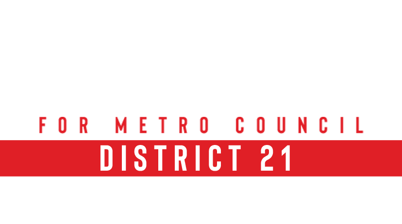 Ted Chapin for Metro Council District 21