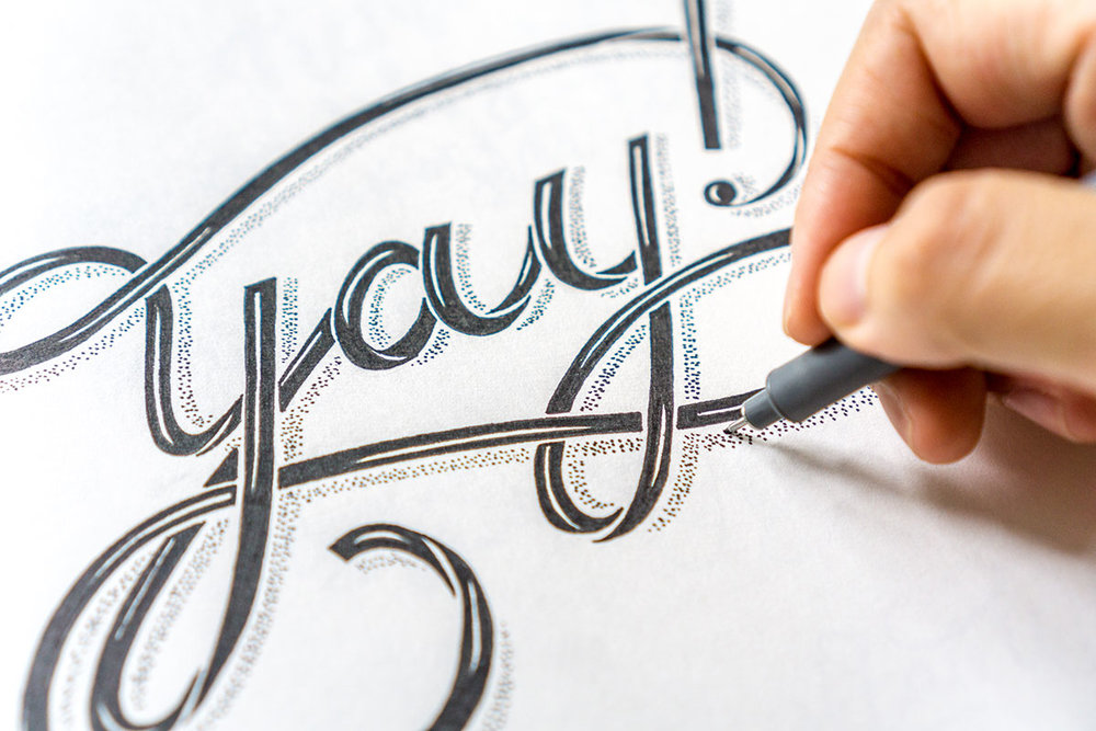 100-days-of-lettering-yay