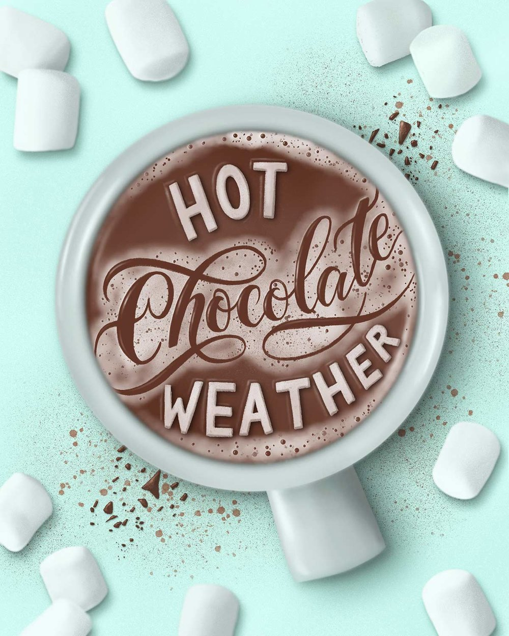 hot-chocolate-weather-lettering-illustration