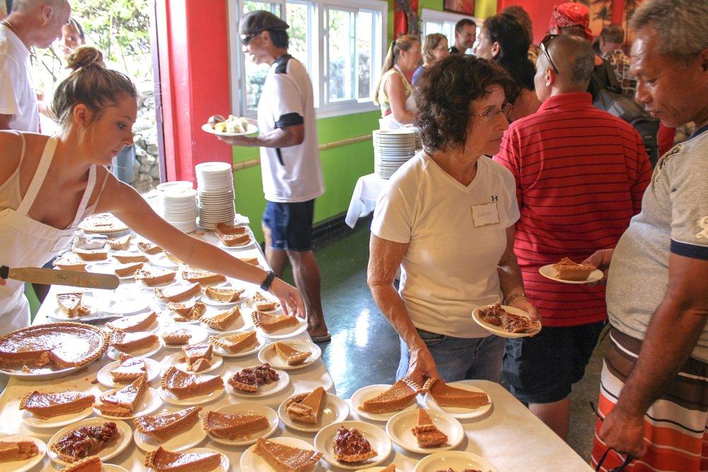 Jackie Rey's Thanksgiving Pies.JPG