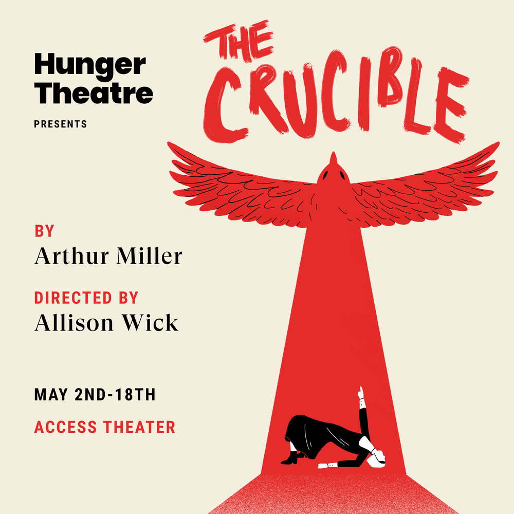 IN THE GALLERY: - THE CRUCIBLEby Arthur MillerMay 2-18