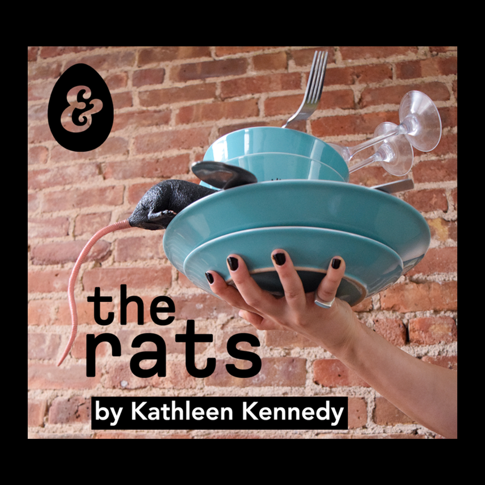 IN THE BLACK BOX: - THE RATSby Kathleen KennedyMay 16-19
