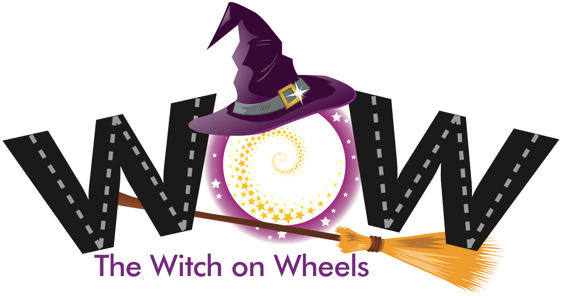 The Witch on Wheels