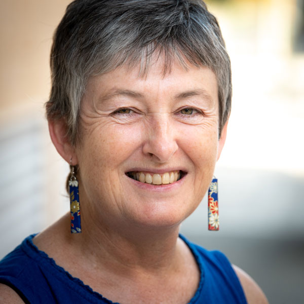 Catherine Mullin  Samordnare för resurser till Knowledge Bank Nordirland