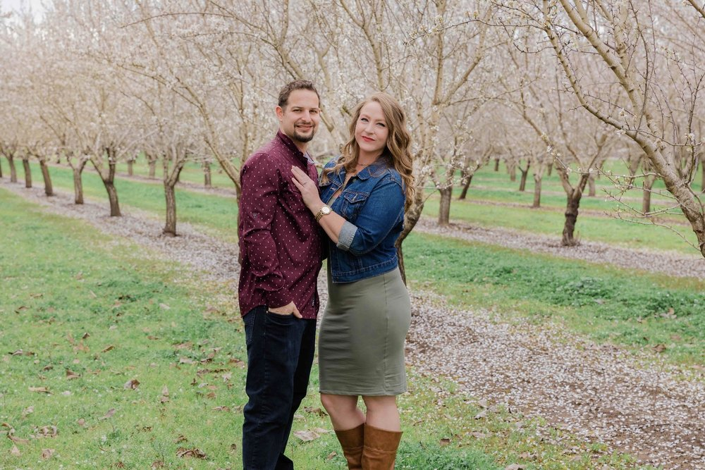 Chico blooming orchards engagement photos19.jpg