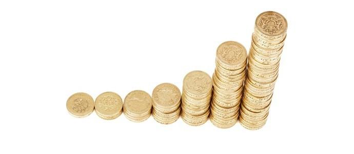 The sounds of profit: ka-ching, ka-ching!