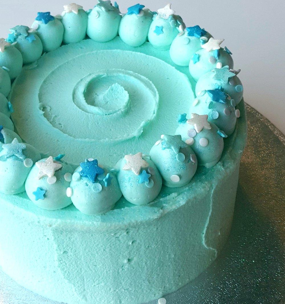 blue vanilla -