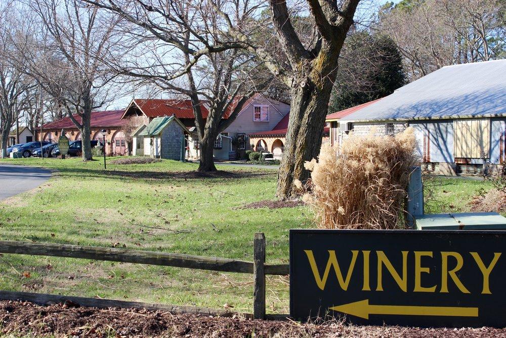 Nassau Valley Vineyards - Delaware