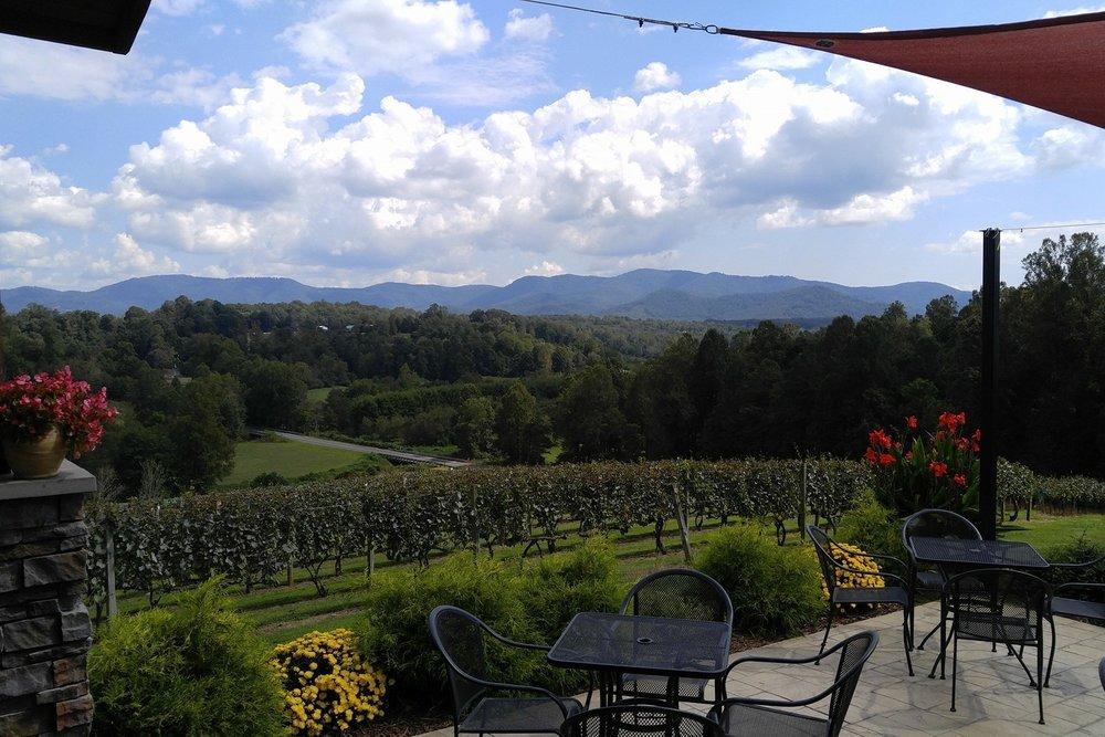 Silver Fork Vineyard & Winery