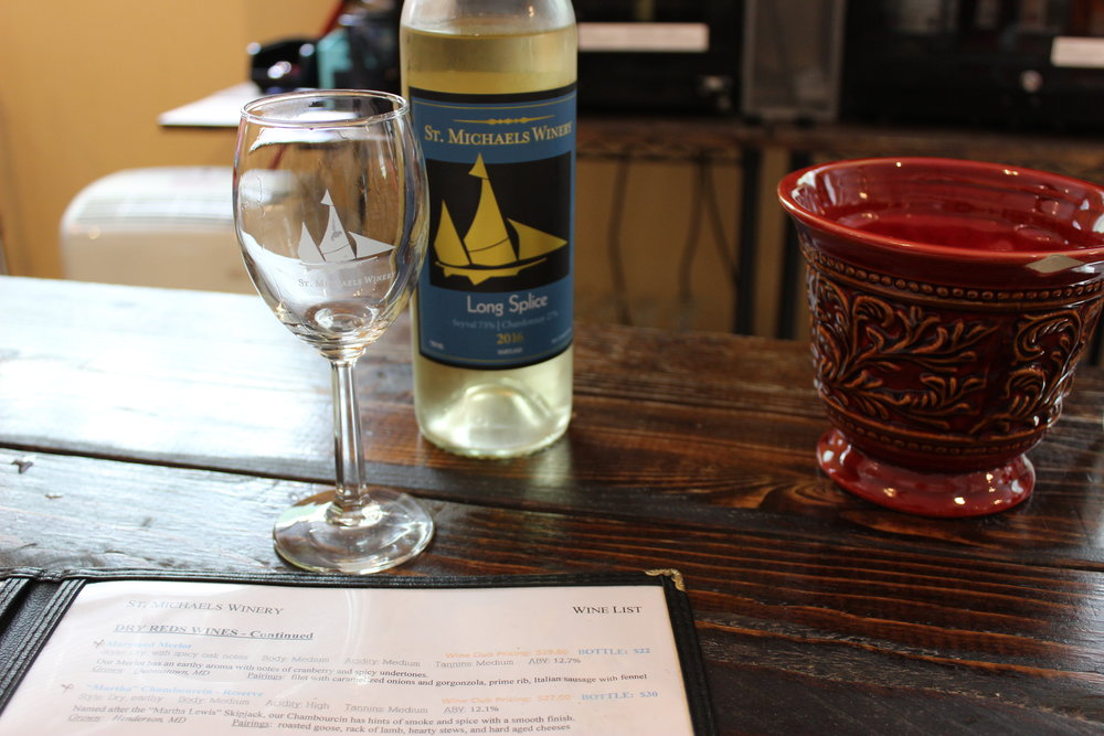 St. Michaels Winery