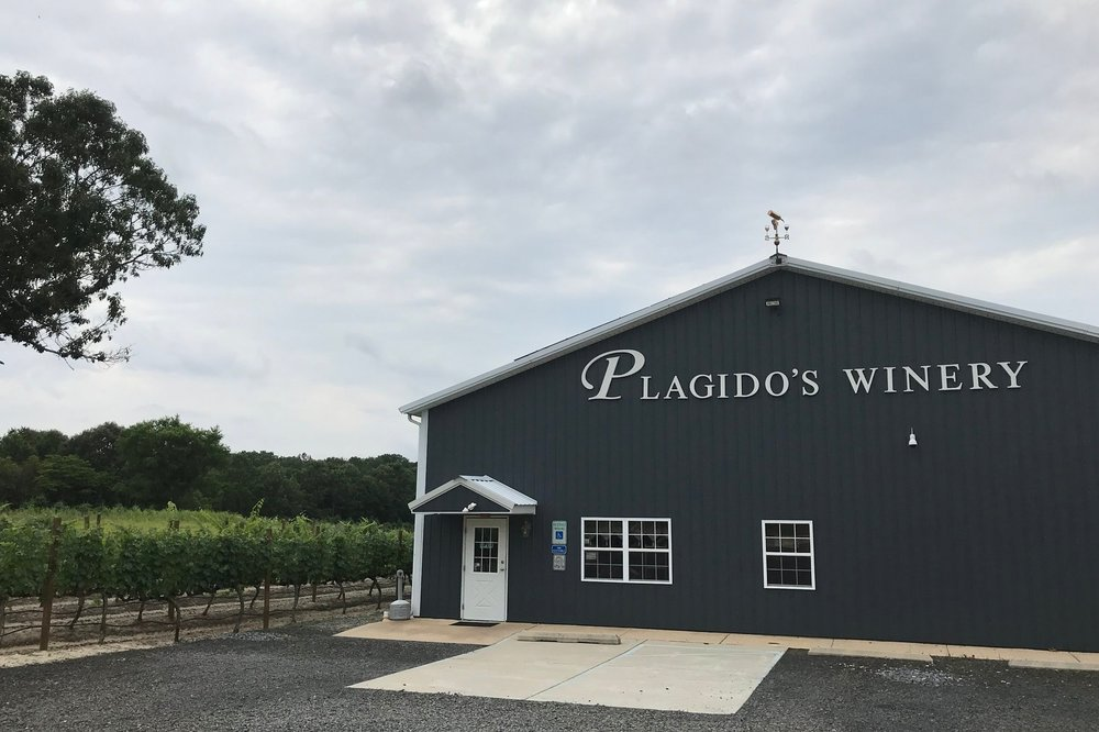 Plagido's Winery