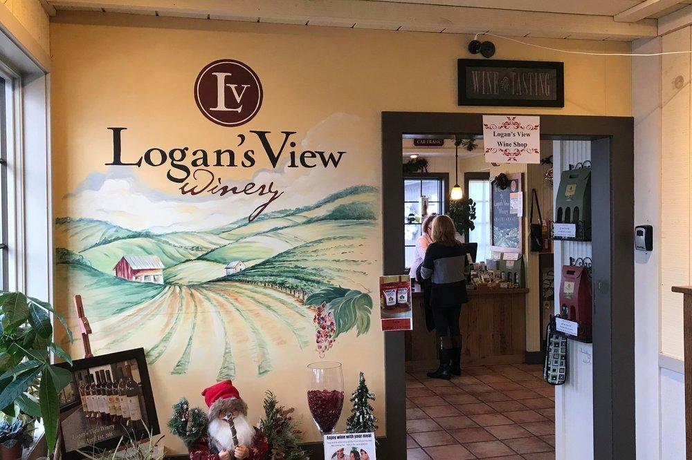 Logan's View Winery